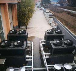 14000平供暖工程 信达变压器有限公司