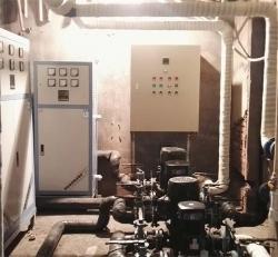 6000平 长山饭店谷电蓄热供暖工程