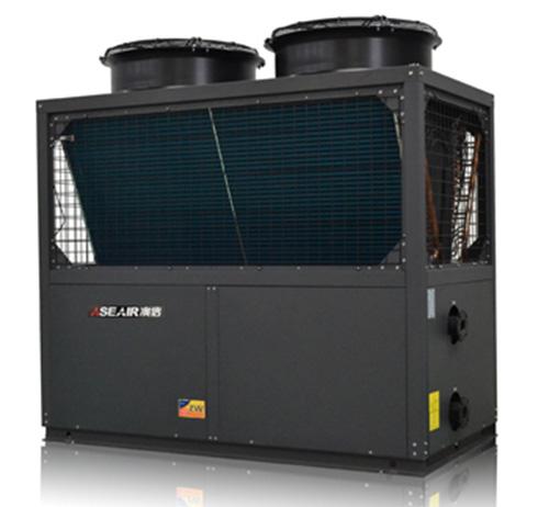 商用热泵供暖机组