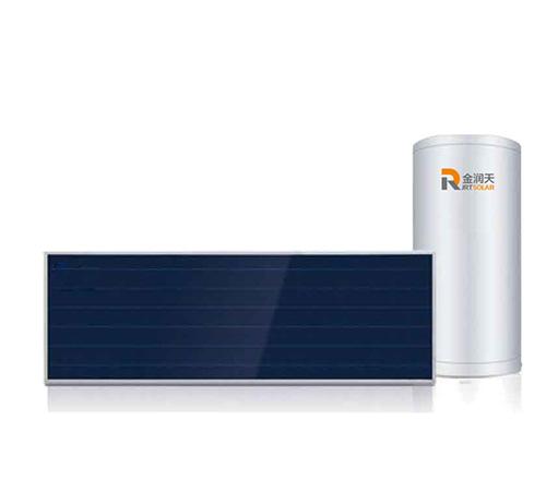 阳台壁挂太阳能热水器--金润天