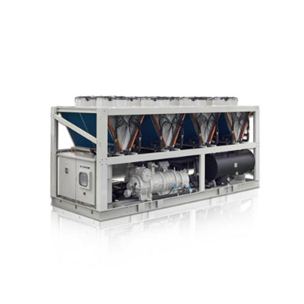 螺杆式超低温空气源热泵机组