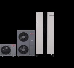 强热变频分体机(三联供)—别墅款