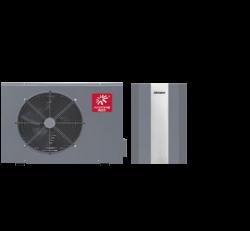 强热变频EVI分体机—热富款